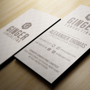 Business cards archives the local print company matt laminated business cards reheart